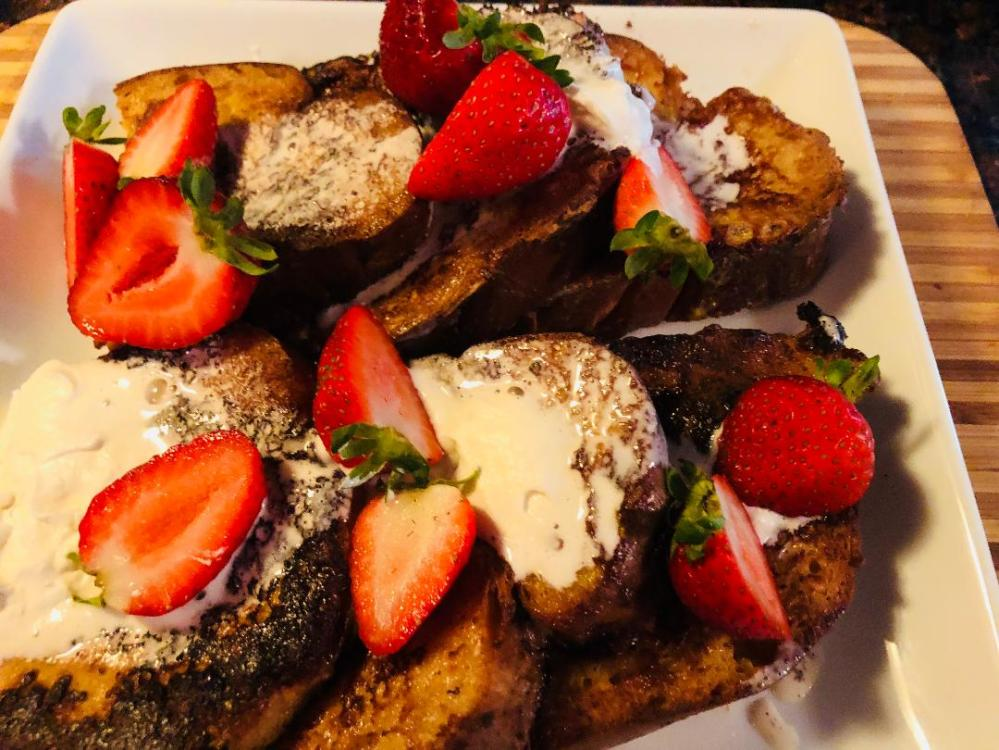 tres leches french toast 2